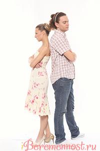 Несовместимость партнеров: когда не получается забеременнеть