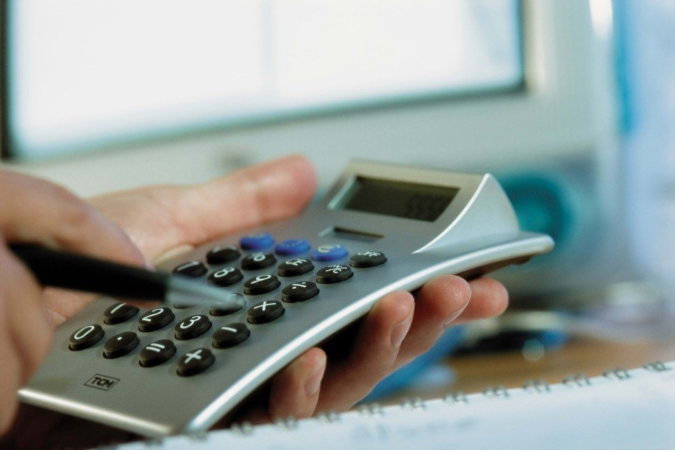 Расчеты на калькуляторе