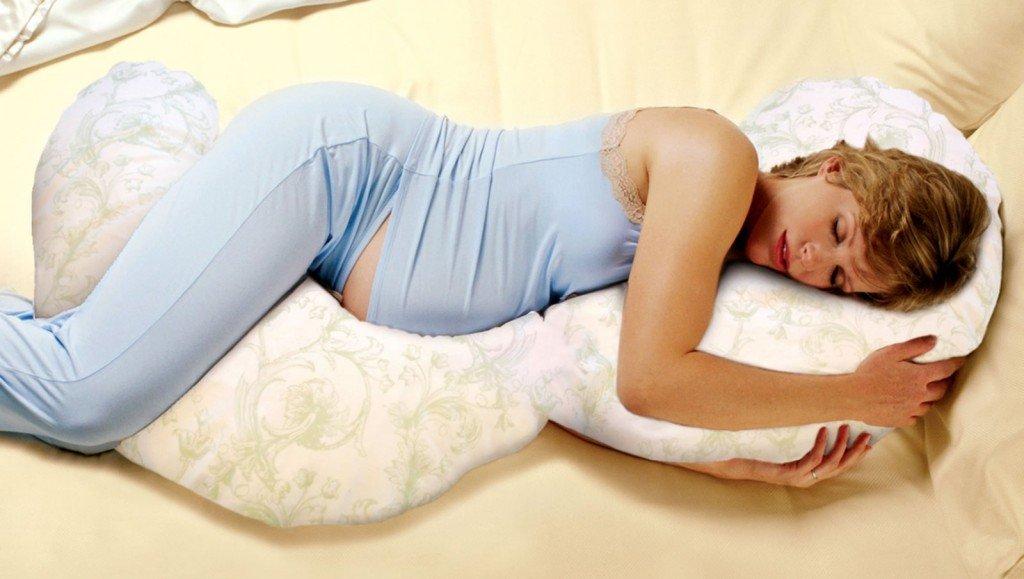 Как беременной нужно спать 62